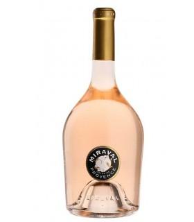 Magnum Miraval rosé 2018