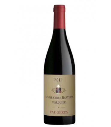 Faugères Les Grandes Bastides 2012 - Domaine Bardi d'Alquier