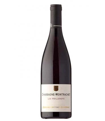 """Chassagne-Montrachet """"les Voillenots"""" 2017 - Domaine Coffinet-Duvernay"""