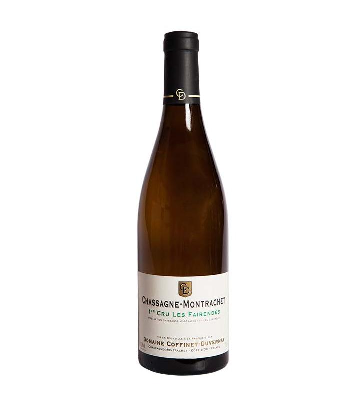 """Chassagne-Montrachet Blanc 1er Cru """"Les Fairendes"""" 2017 - Domaine Coffinet-Duvernay"""