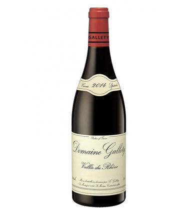 Cuvée Gallety rouge 2017 - Domaine Gallety