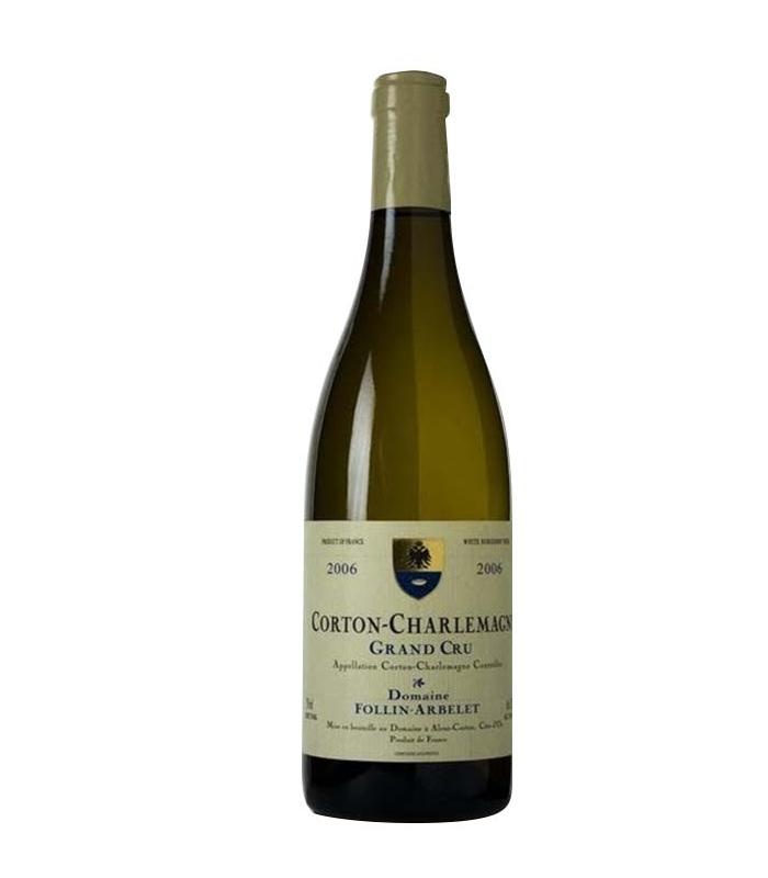 Corton-Charlemagne Grand Cru 2017 - Domaine Follin-Arbelet