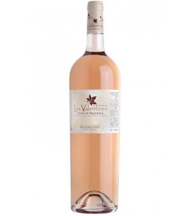 Château les Valentines rosé Magnum 2014