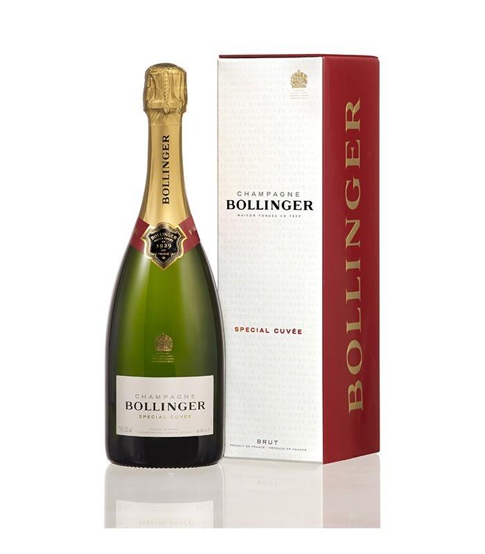 Bollinger Special Cuvée - sous étui