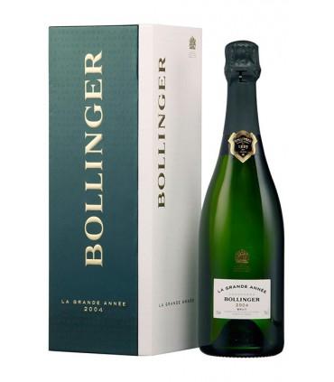 Bollinger La Grande Année 2005 coffret