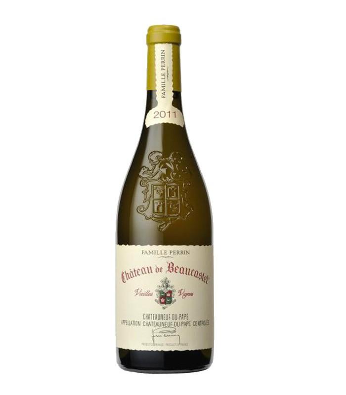 Châteauneuf-du-Pape blanc Vieilles Vignes 2014 - Château de Beaucastel