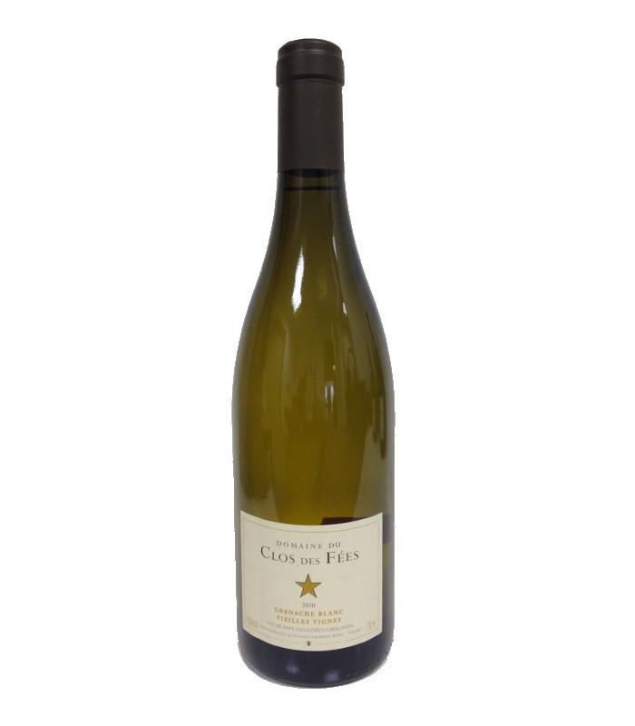 Vieilles Vignes blanc 2014 - Domaine du Clos des Fées